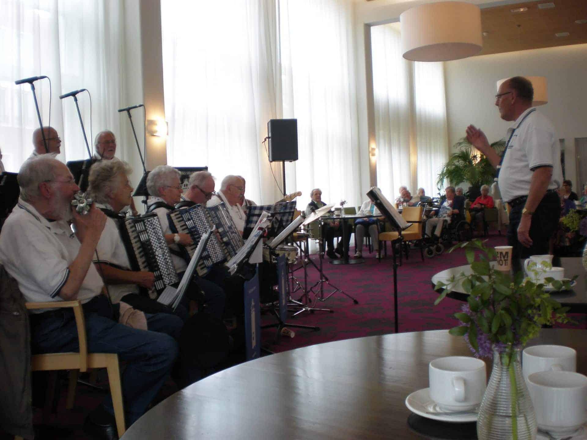 Optreden Huizen Jeroen Noordwijk